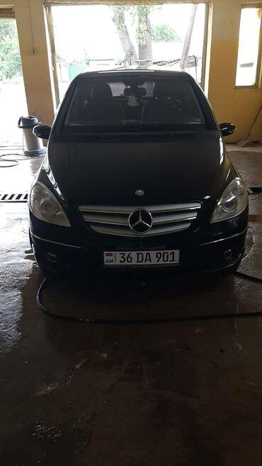 b u vani в Кыргызстан: Mercedes-Benz B-class 2 л. 2007 | 97000 км