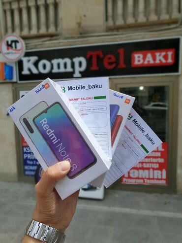 xiaomi-mi-note-3 в Азербайджан: Новый Xiaomi Redmi Note 8 64 ГБ Черный