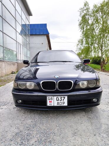 BMW - Бишкек: BMW 5 series 2.8 л. 1998 | 219000 км