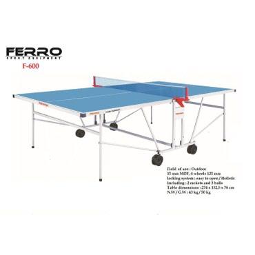 Bakı şəhərində Ferro F600
