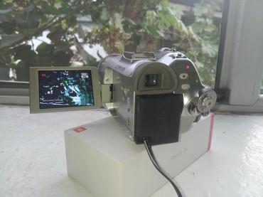 Elektronika Xudatda: Videokameralar