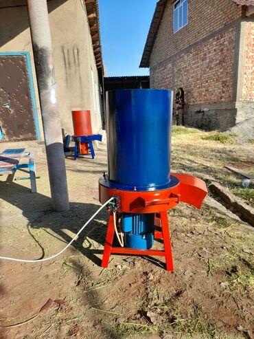 дробилка для сена в Кыргызстан: Универсальный дробилка