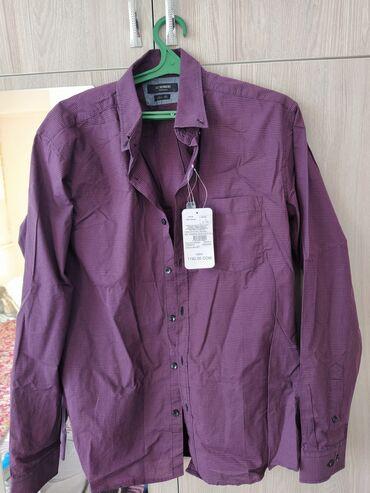 Новая рубашка, 100 хлопок, 1000 с