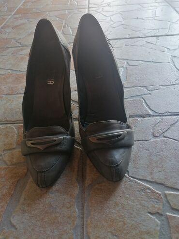 Cm obim tamno sive - Srbija: Sive cipele 38