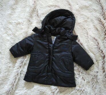 Acer z110 - Srbija: Trussardi jakna za bebe, 9/74 velicina, u perfektnom stanju. Boja je