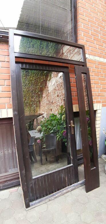 Ulazna vrata - Srbija: Drvena ulazna vrata - Polovna drvena ulazna vrata. Visina vrata
