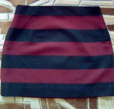 Zara mini suknja Deblja suknja marke Zara, bez ostecenja. - Bor