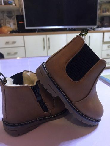 сапоги из испании в Кыргызстан: Продаю ботиночки.Заказывали из Америки,ошиблись с