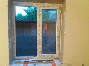 Изготовление пластиковых окон в Бишкек