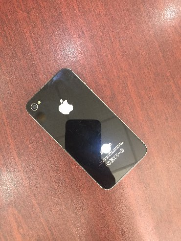 iphone 4 telefonunu al - Azərbaycan: İşlənmiş iPhone 4 32 GB Qara