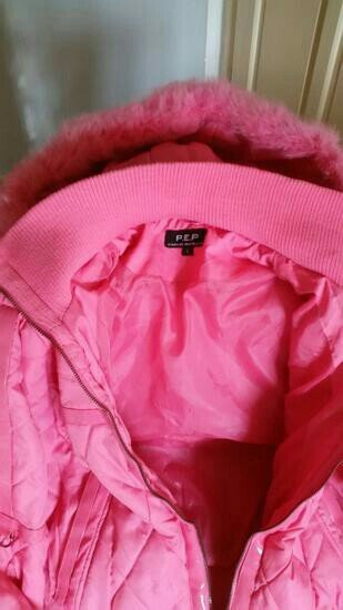Zimska jakna l velicina,roze boje bez ostecenja. Snizeno - Nis