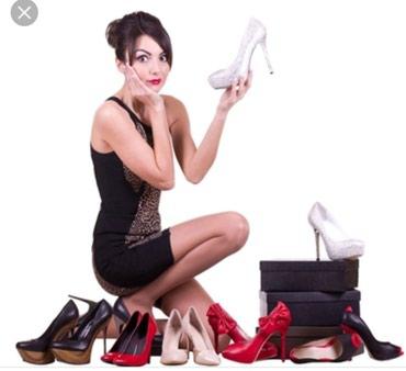 Разная женская обувь. Б/у. в Бишкек