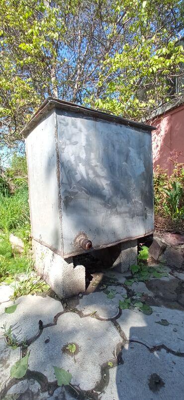Пищевая Нержавейка. Стены 0.5 . 140л.ширина. 40 см.длина 61 смвысота
