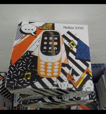 NOKIA 3310 (dual-sim 2017)IMA SRPSKI MENI.Novi telefoni u fabrickoj - Beograd - slika 2