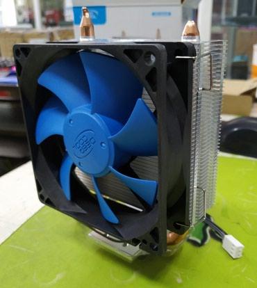 реобасы deepcool в Кыргызстан: Кулер DEEPCOOL ICE BLADE 100 башенный на центральный процессор, универ