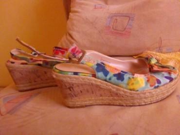 Prelepe sandale vel 37.nenosene - Kraljevo - slika 4