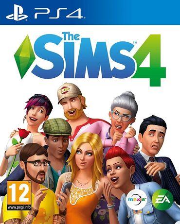 sims 4 - Azərbaycan: Sims 4