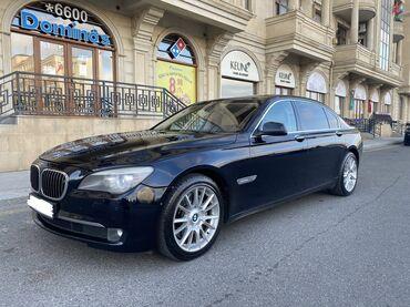 bmw 750 - Azərbaycan: BMW 750 4.4 l. 2011 | 160000 km