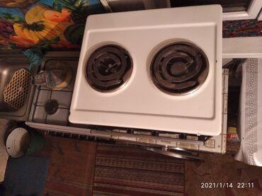 Хорошее состояние духовка с плитками