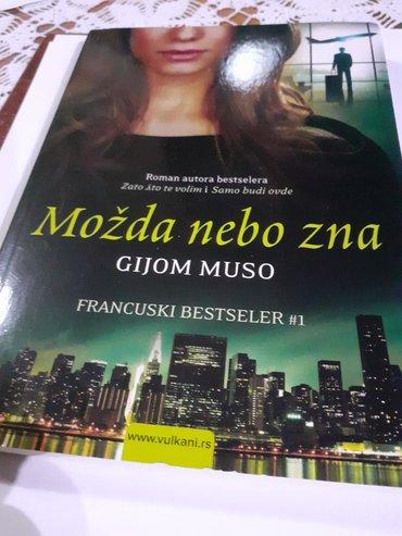 Knjige, časopisi, CD i DVD | Pozega: Mozda nebo zna-Gijom Muso NOVO