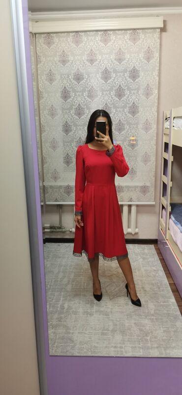 вечернее платье бу в Кыргызстан: Шикарное вечернее платье. Шилось под заказ, носила один раз. Благодаря