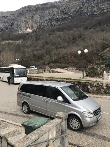 Kombi prevoz putnika u zemlji i inostranstvu luksuznim kombi vozilom - Nis