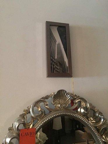 Декоративная картина для интерьера,размер 15 см х 30 см в Бишкек