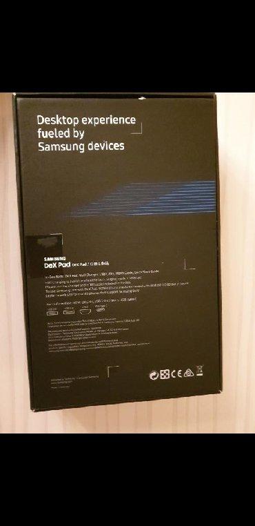 Dex pad в отличном состояние все есть шнур HDMI и зарядка или обмен