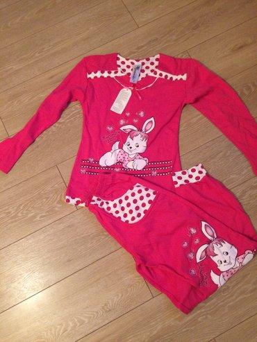 Ženska odeća | Subotica: Nova pidzama 100%pamuk,l velicina
