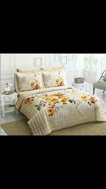 в наличии постельное белье от турецких производителей HALEY HOME оптом в Душанбе