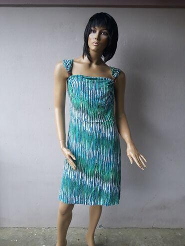 Haljine - Prokuplje: Street One letnja haljinica pamuk sa elastinom Velicina MPogledajte i