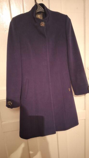 Пальто кашемир размер 44 Носила несколько раз потом не влезла