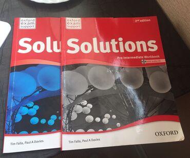 8468 объявлений | КНИГИ, ЖУРНАЛЫ, CD, DVD: Продам комплект solutions  стоил 1200