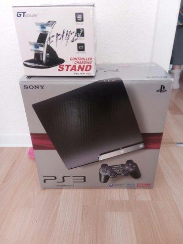 Playstation 3 u ekstra stajne nova iz kutije nema nigde ogrebetine sve - Vladicin Han