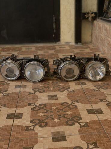 запчасти на бмв е34 в Кыргызстан: ПРОДАМ ФАРЫ НА BMW Е34 Оригиналфары в идеале, поставил поехал, и