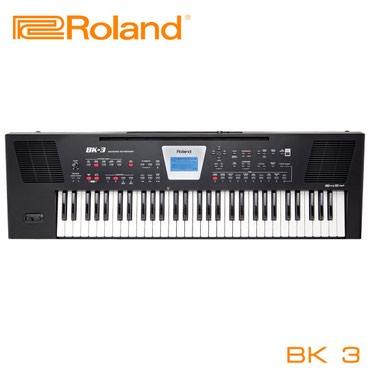 Синтезатор: BK-3 - идеальный аккомпанирующий инструмент для сольных