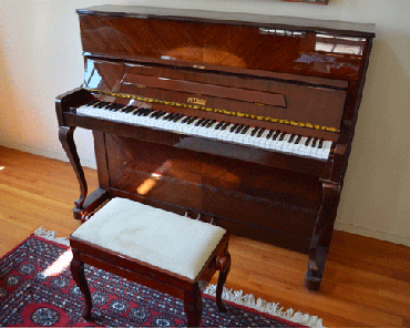 Bakı şəhərində Petrof poloschip - yüksek seviyyeli professional piano -