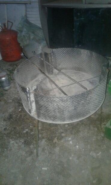 smoker koptilnja gril mangal в Кыргызстан: Мангал