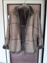 Kozna jakna,kupljeno u Svajcarskoj - Kragujevac
