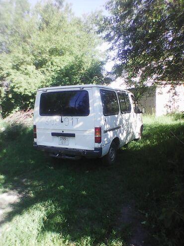 Грузовой и с/х транспорт - Теплоключенка: Продаю форд транзит г91 об 2.5 5ступка краб мотор после кап ремонта п