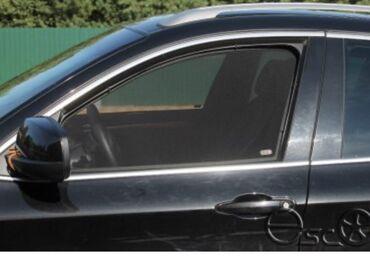 Съемные боковые шторки MERCEDES-BENZ W210