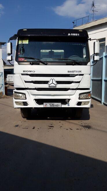 Грузовой и с/х транспорт - Кыргызстан: Продаю ХОВО 2014 г.в. двигатель, коробка, мост в хорошем состоянии