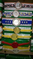 Sumqayıt şəhərində Qol saatlari xanimlar ucun!ucuz ve keyfiyyetli.qiymeti 7 azn.5 saat al
