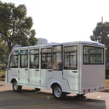 """Digər nəqliyyat Bakıda: Elektrik avtobus DN-14CMarshell """"DN"""" seriyası - bu seriyadan olan"""