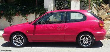 Toyota Corolla 1.3 l. 1998 | 189000 km