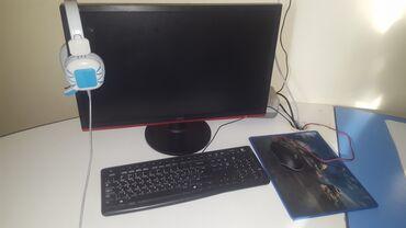rx 570 4gb в Кыргызстан: Продаю Игровой пк●Процессор - Intel core i5 4570●Видеокарта - Amd RX