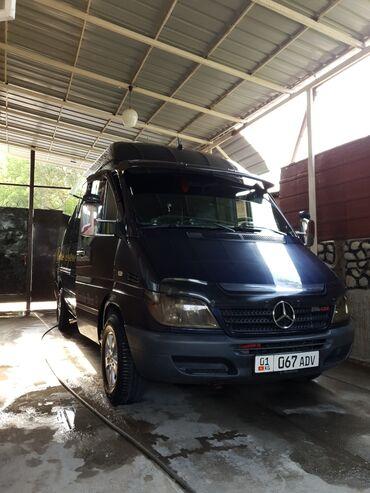 Mercedes-Benz - Модель: Sprinter - Кыргызстан: Mercedes-Benz Sprinter 2.7 л. 2006   350000 км