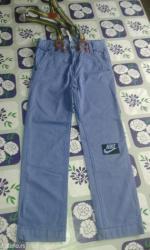 Gardaroba za decake pantalone br. 134 za 8-9 godine; duzina nogavice - Smederevo