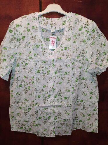 Продаются новые блузки, кофты. Белая и красная 58 раз, голубая и