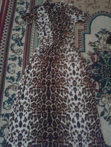 Платье очень красивое, хорошего качества! с ремешком, размер 46-48 в Бишкек
